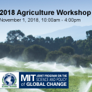 2018 MIT Agriculture workshop